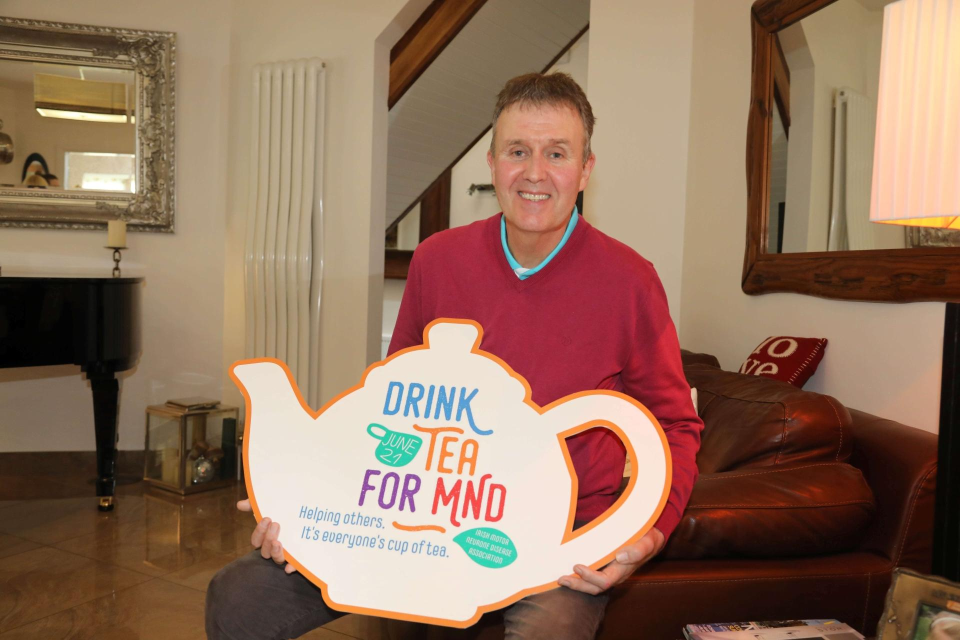 Drink Tea in Tipperary for MND - Motor Neurone Disease
