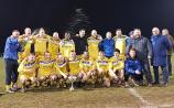 Thurles Town land first-ever league title