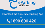 Tipperary motorists take to eparking as 1,000 sign up for council's app