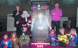 Tommy Flemming concert in Clonoulty Church
