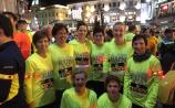 Tipperary athletes take part in Cork Run in the Dark