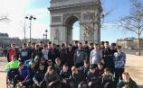 CBS Thurles enjoy the delights of Paris