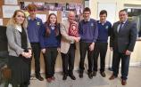 Scoil Ruain take top prize in history quiz