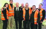 Templemore College security students assist at Tommy Flemming concert in Tipperary