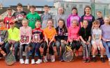 Junior Tennis Finals at Larkspur Park