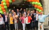 Tipperary EuroMillions syndicate winners in 'super form' as they take over National Lottery HQ