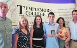 Successful sports, nutrition and exercise course at Templemore College of Further Education