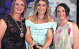 Tipperary business woman Geraldine Jones & Mediskin scoop Network Ireland's top women in business award