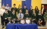 Cashel's sporting students praised for their leadership