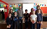 Lights, camera, action: animation showcase puts creativity to the fore at Killenaule NS