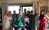 Waiter to wheelchair: 'Life is good' for Tipperary man (25) after horror car crash