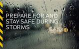Electric Ireland : How to prepare for and stay safe during a storm