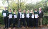 Top marks for Junior Cert students at Cashel Community School