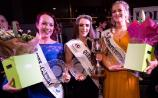 Tipperary's Clodagh flies the premier flag at the 55th Annual Tullamore Credit Union Queen of the Land 2019