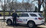 Roscrea born police officer shares his experience at the frontline in Washington