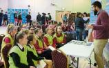 Nenagh's primary school pupils learn about how to keep safe