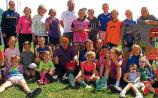 First-ever Ladies Football Camp at Cahir was an outstanding success