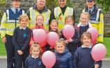 Tipperary school friends walk to support brave Roisin in her battle with cancer