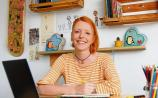 Clonmel children's book illustrator Róisín Hahessy prepares for launch of her first Irish book