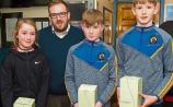 Tipperary young sports stars honoured