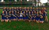 Glory for Cashel Community School camogie team in Munster final