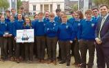 Fethard Secondary School Maths Eyes Winners