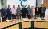 New Nenagh cathaoirleach Cllr Joe Hannigan pledges to make each voice heard