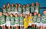 Carrick Utd U-12team give spirited performance in Schoolgirls Cup Final