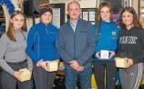 Fethard Ladies Footballers win August Award