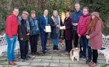 A year of awards for our Roscrea Tidy Towns group