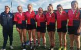 Members of Co. Tipperary rugby club compete in Munster girls development squad blitz