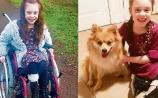 Tipperary girl Sophie, 7,  is hoping to make her dream come true