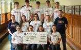 Rockwell College pupils all set off for Kolkata, India