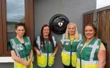 Carrick-on-Suir housing estatehas life saving defibrillator thanks to community fundraising campaign