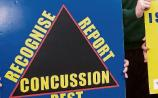 Referees support Concussion Awareness