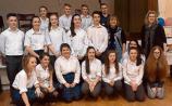 "Presentation Ballingarry's TY students ""cherish"" their senior citizens"