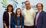 Coláiste singers take junior and senior titles in schools Talent Competition