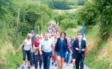 Ballingarry Walk links the Famine with Easter Rising