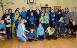 Minister Finian McGrathpledges support in Cashel school funding bid