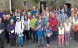 St Cronan's Pilgrim Friendship Walk in Co. Tipperary