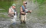 Fethard host successful Munster fly fishing event