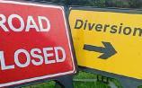 Roadworks to close Dualla road this week