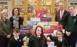 Cashel School's Generous Christmas Spirit