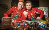 WATCH: Is this the funniest Christmas single ever? Two Johnnies strike again!