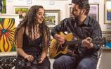 """Carrick-on-Suir music duo """"Melua"""" to play local debut gig at Clancy Festival art sale"""