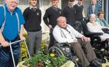 Carrick-on-Suir students donate flowers to local nursing home
