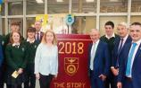 Cashel Community School welcomes Richard Bruton TD Minister for Education and Skills
