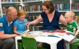 Tipperary Library opening at excel