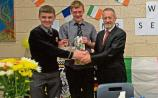 Carrick-on-Suir students gotthe low down on the EU from MEP Sean Kelly