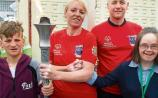 Big welcome for Special Olympics torch at New Innprimary school